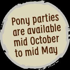 pony-parties